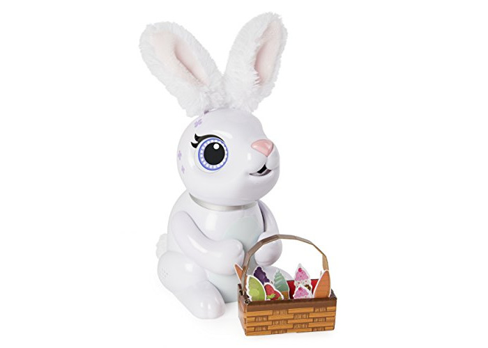 Zoomer - Hungry Bunnies, Chewy, Interactive Robotic Rabbit that Eats, for Ages 5 and Up - 1