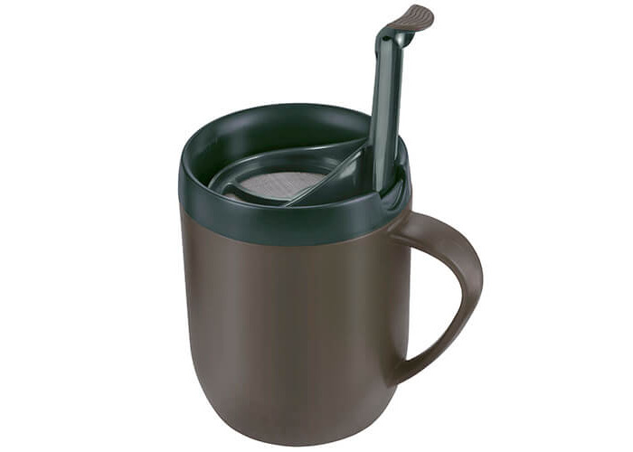 Zyliss Hot Mug Cafetiere Graphite - 1