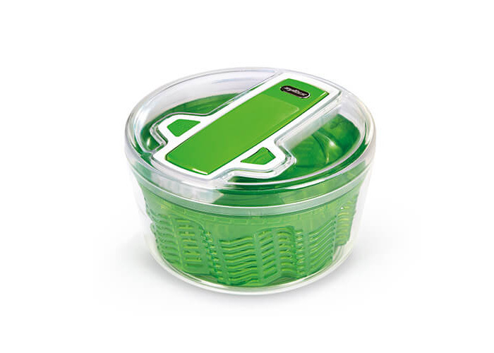 Zyliss Swift Dry Salad Spinner Small Green - 1
