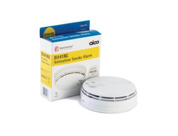 Aico 230V Mains Ionisation Smoke Alarm