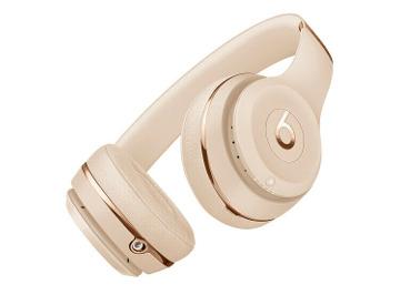 Buy Beats By Dr Dre Solo3 Wireless On Ear Headphones Satin Gold Fat Llama