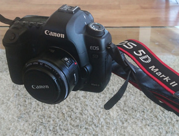 Rent Canon 5D MKii Camera Kit with Accessories in Bristol