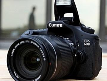 Rent Canon 60D + 18-135mm IS lens in Harrow | Fat Llama