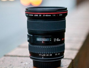 London Canon Wide Angle Lens Hire | Fat Llama