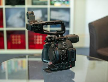 Rent Canon EOS C100 Mark II Super 35mm Digital Cinema
