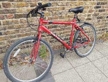 Rent Carrera Parva Limited Edition 27 5 Mountain Bike in London