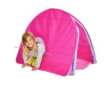 Buy Chad Valley Pink Play Tent | Fat Llama