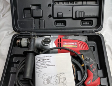 Rent CRAFTSMAN Professional 7 5 amp 1/2-in Corded Hammer