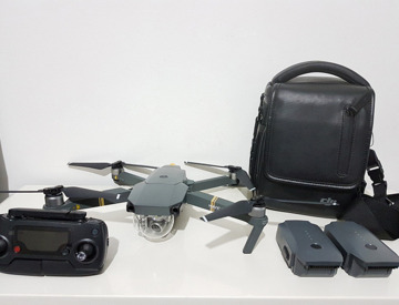 DJI Mavic Pro Fly More Combo 3x Batteries