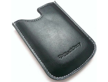 superior quality 50492 815a1 Buy GENUINE BLACKBERRY CURVE 8300 8310 8320 BLACK LEATHER POCKET ...