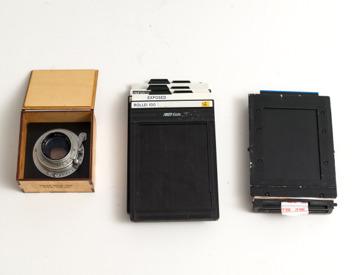 Rent Graflex 4x5 Large Format Polaroid Camera in London