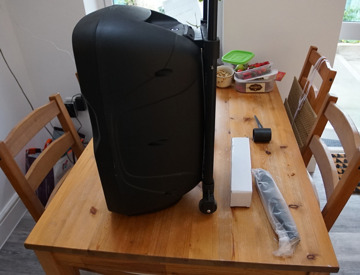 Rent Kam RZ10AV3 Portable Speaker Events/ Yoga/ Speeches