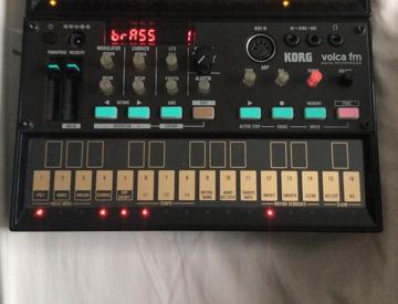Rent Korg Volca FM Synthesizer in London | Fat Llama