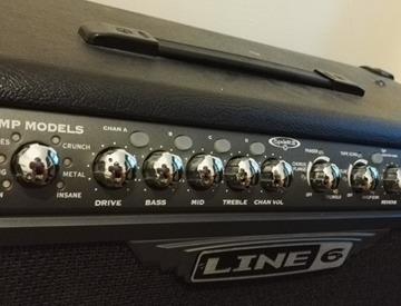 Rent Line 6 spider III 150W guitar amp in London | Fat Llama