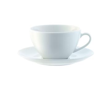 300/ml Eddingtons Cappuccino-Tasse mit Untertasse Glas 2 St/ück