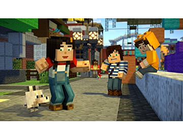 Buy Minecraft Story Mode Season 2 Pass Disc Xbox One Video