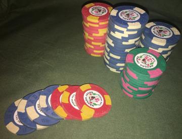 Casino Grade Poker Chips