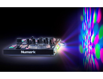 Buy Numark Party Mix - Two-Channel Plug-And-Play DJ