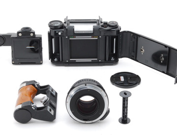 Rent Pentax 67 + 90mm f2 8 lens in London | Fat Llama