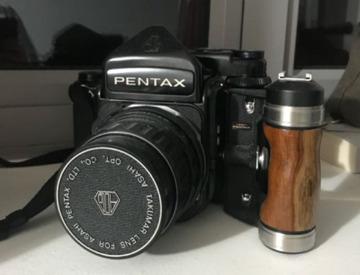 Rent Takumar 105mm f/2 4 lens for Pentax 67 in London | Fat Llama