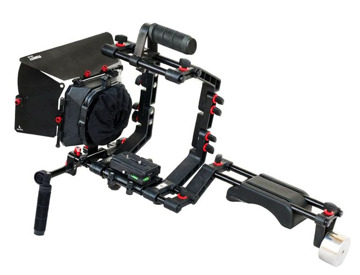 201526cf0 Rent Professional Shoulder Rig with Matte Box and Follow Focus in ...