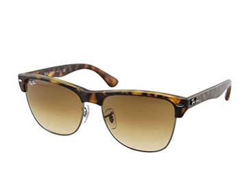 873a989ea 1 of 5. Ray-Ban 0RB4175 0RB4175 Square Sunglasses,Demi Shiny Havana Frame/Brown  Gradient Lens