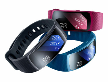 Buy Samsung Gear Fit 2 PRO activity tracker Android Smart Fitness