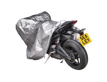 Buy Sealey MS081 Motorcycle Helmet & Gear Tidy | Fat Llama