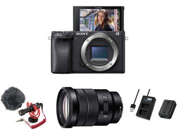 Rent Sony a6300 4k Camera / HD 120fps Video in London | Fat