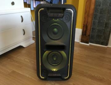 sony gtk xb7 speaker disassembly