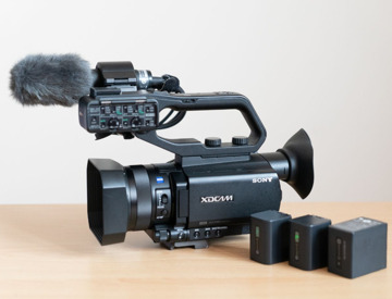 Rent Sony Pxw X70 4k Xdcam Camcorder Camera In London Rent For 50 00 Day 250 00 Week 1 500 00 Month Fat Llama