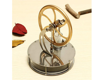 Low Temperature Stirling Engine Coffee Cup Stirling Engine Model Education Toy Enginediy
