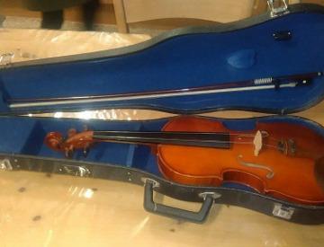 3 4 Violin For Sale : buy violins for sale 1 4 3 4 and full size used fat llama ~ Vivirlamusica.com Haus und Dekorationen