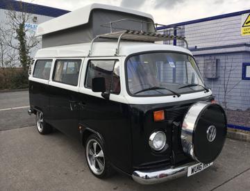 3c12520c49 London Campervan   Motorhome Hire