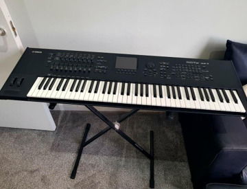 Rent Yamaha Motif XF7 in Manchester | Fat Llama