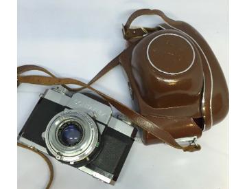 Buy Zeiss Ikon Contaflex I 1 (861/24) Near Mint TESTED +